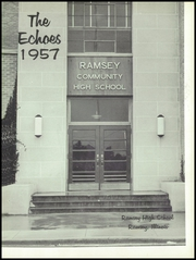 Page 5, 1957 Edition, Ramsey High School - Memories Yearbook (Ramsey, IL) online yearbook collection