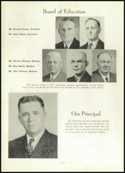 Page 12, 1947 Edition, Moweaqua High School - Arrowhead Yearbook (Moweaqua, IL) online yearbook collection