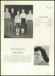 Page 16, 1947 Edition, Moweaqua High School - Arrowhead Yearbook (Moweaqua, IL) online yearbook collection