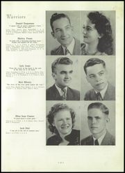 Page 17, 1947 Edition, Moweaqua High School - Arrowhead Yearbook (Moweaqua, IL) online yearbook collection