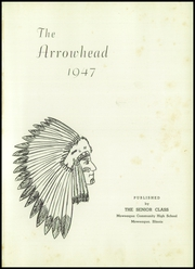 Page 5, 1947 Edition, Moweaqua High School - Arrowhead Yearbook (Moweaqua, IL) online yearbook collection