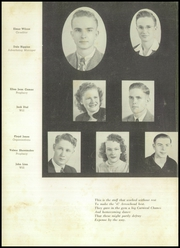 Page 6, 1947 Edition, Moweaqua High School - Arrowhead Yearbook (Moweaqua, IL) online yearbook collection