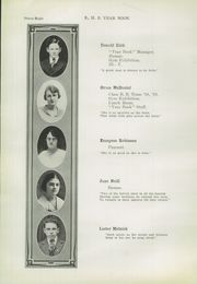 Page 40, 1919 Edition, Bradford High School - Bradonian Yearbook (Bradford, IL) online yearbook collection