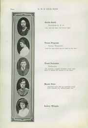 Page 42, 1919 Edition, Bradford High School - Bradonian Yearbook (Bradford, IL) online yearbook collection