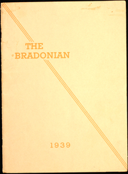 Bradford High School - Bradonian Yearbook (Bradford, IL) online yearbook collection, 1939 Edition, Page 1