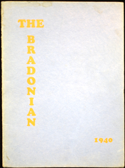 Bradford High School - Bradonian Yearbook (Bradford, IL) online yearbook collection, 1940 Edition, Page 1