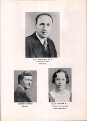 Page 7, 1940 Edition, Bradford High School - Bradonian Yearbook (Bradford, IL) online yearbook collection