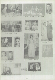 Page 18, 1946 Edition, Bradford High School - Bradonian Yearbook (Bradford, IL) online yearbook collection
