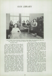 Page 22, 1946 Edition, Bradford High School - Bradonian Yearbook (Bradford, IL) online yearbook collection