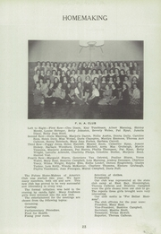 Page 25, 1946 Edition, Bradford High School - Bradonian Yearbook (Bradford, IL) online yearbook collection