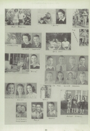 Page 27, 1946 Edition, Bradford High School - Bradonian Yearbook (Bradford, IL) online yearbook collection