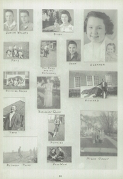 Page 28, 1946 Edition, Bradford High School - Bradonian Yearbook (Bradford, IL) online yearbook collection