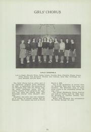 Page 33, 1946 Edition, Bradford High School - Bradonian Yearbook (Bradford, IL) online yearbook collection