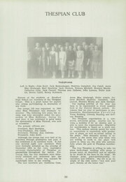 Page 35, 1946 Edition, Bradford High School - Bradonian Yearbook (Bradford, IL) online yearbook collection