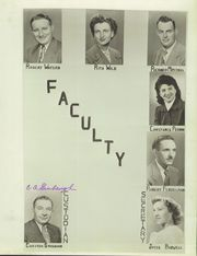 Page 17, 1952 Edition, Bradford High School - Bradonian Yearbook (Bradford, IL) online yearbook collection