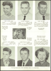 Page 14, 1957 Edition, Assumption High School - Comet Yearbook (Assumption, IL) online yearbook collection
