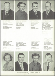 Page 9, 1957 Edition, Assumption High School - Comet Yearbook (Assumption, IL) online yearbook collection