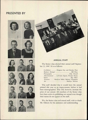 Page 10, 1948 Edition, Annawan High School - Tom Tom Echoes Yearbook (Annawan, IL) online yearbook collection