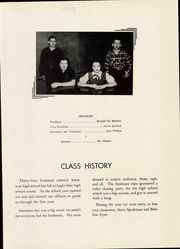Page 17, 1949 Edition, Annawan High School - Tom Tom Echoes Yearbook (Annawan, IL) online yearbook collection