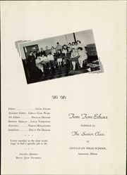 Page 7, 1949 Edition, Annawan High School - Tom Tom Echoes Yearbook (Annawan, IL) online yearbook collection