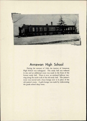 Page 8, 1949 Edition, Annawan High School - Tom Tom Echoes Yearbook (Annawan, IL) online yearbook collection