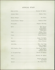 Page 10, 1951 Edition, Annawan High School - Tom Tom Echoes Yearbook (Annawan, IL) online yearbook collection