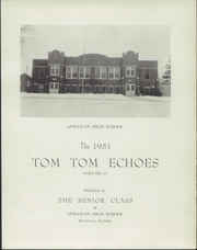 Page 7, 1951 Edition, Annawan High School - Tom Tom Echoes Yearbook (Annawan, IL) online yearbook collection