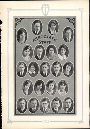 Page 12, 1922 Edition, Harrison Technical High School - Harrisonian Yearbook (Chicago, IL) online yearbook collection