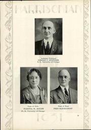 Page 16, 1931 Edition, Harrison Technical High School - Harrisonian Yearbook (Chicago, IL) online yearbook collection