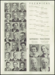 Page 17, 1949 Edition, Harrison Technical High School - Harrisonian Yearbook (Chicago, IL) online yearbook collection