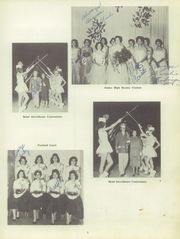 Page 11, 1956 Edition, Thomas Jefferson High School - El Capitan Yearbook (El Paso, TX) online yearbook collection