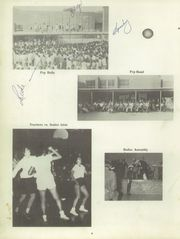 Page 12, 1956 Edition, Thomas Jefferson High School - El Capitan Yearbook (El Paso, TX) online yearbook collection