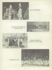 Page 13, 1956 Edition, Thomas Jefferson High School - El Capitan Yearbook (El Paso, TX) online yearbook collection
