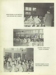 Page 14, 1956 Edition, Thomas Jefferson High School - El Capitan Yearbook (El Paso, TX) online yearbook collection