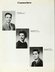Page 16, 1958 Edition, Thomas Jefferson High School - El Capitan Yearbook (El Paso, TX) online yearbook collection
