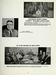 Page 17, 1958 Edition, Thomas Jefferson High School - El Capitan Yearbook (El Paso, TX) online yearbook collection