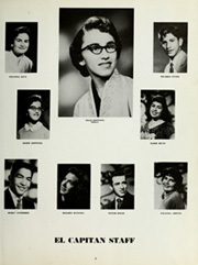 Page 9, 1958 Edition, Thomas Jefferson High School - El Capitan Yearbook (El Paso, TX) online yearbook collection