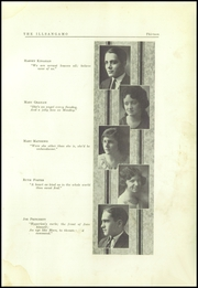 Page 19, 1923 Edition, Illiopolis High School - Pirate Log Yearbook (Illiopolis, IL) online yearbook collection