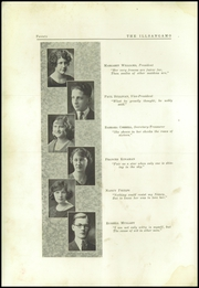 Page 26, 1923 Edition, Illiopolis High School - Pirate Log Yearbook (Illiopolis, IL) online yearbook collection