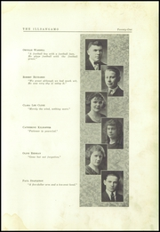 Page 27, 1923 Edition, Illiopolis High School - Pirate Log Yearbook (Illiopolis, IL) online yearbook collection
