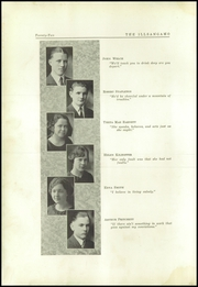 Page 28, 1923 Edition, Illiopolis High School - Pirate Log Yearbook (Illiopolis, IL) online yearbook collection