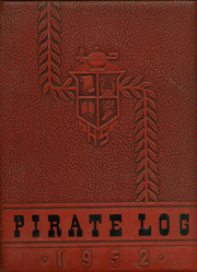 Illiopolis High School - Pirate Log Yearbook (Illiopolis, IL) online yearbook collection, 1952 Edition, Page 1