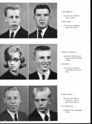 Page 16, 1966 Edition, St Anthony High School - Quest Yearbook (Effingham, IL) online yearbook collection