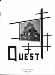 Page 3, 1966 Edition, St Anthony High School - Quest Yearbook (Effingham, IL) online yearbook collection