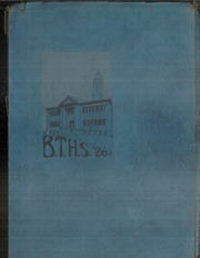 1926 Edition, Bridgeport Township High School - Blue and White Yearbook (Bridgeport, IL)