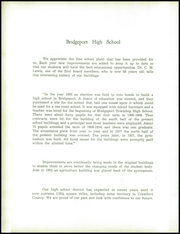 Page 10, 1955 Edition, Bridgeport Township High School - Blue and White Yearbook (Bridgeport, IL) online yearbook collection