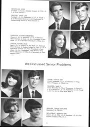 Page 17, 1969 Edition, Bridgeport Township High School - Blue and White Yearbook (Bridgeport, IL) online yearbook collection