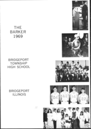 Page 2, 1969 Edition, Bridgeport Township High School - Blue and White Yearbook (Bridgeport, IL) online yearbook collection