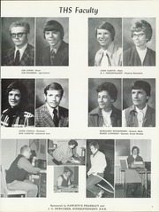 Page 13, 1975 Edition, Tiskilwa High School - Arrow Yearbook (Tiskilwa, IL) online yearbook collection