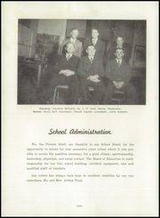 Page 12, 1947 Edition, Wyoming Community High School - Pioneer Yearbook (Wyoming, IL) online yearbook collection